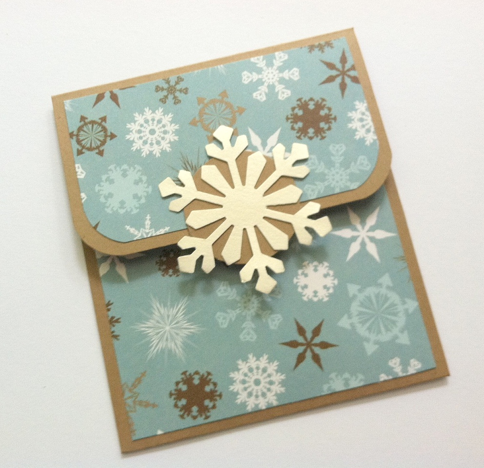 Christmas Gift Card Holder on Luulla