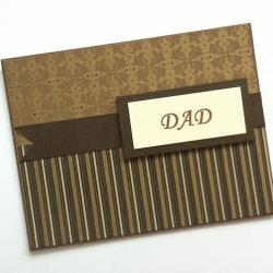 Birthday or Father's Day Card